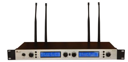 Четырехантенный настольный приемник с четырьмя настраиваемыми частотами SW-600
