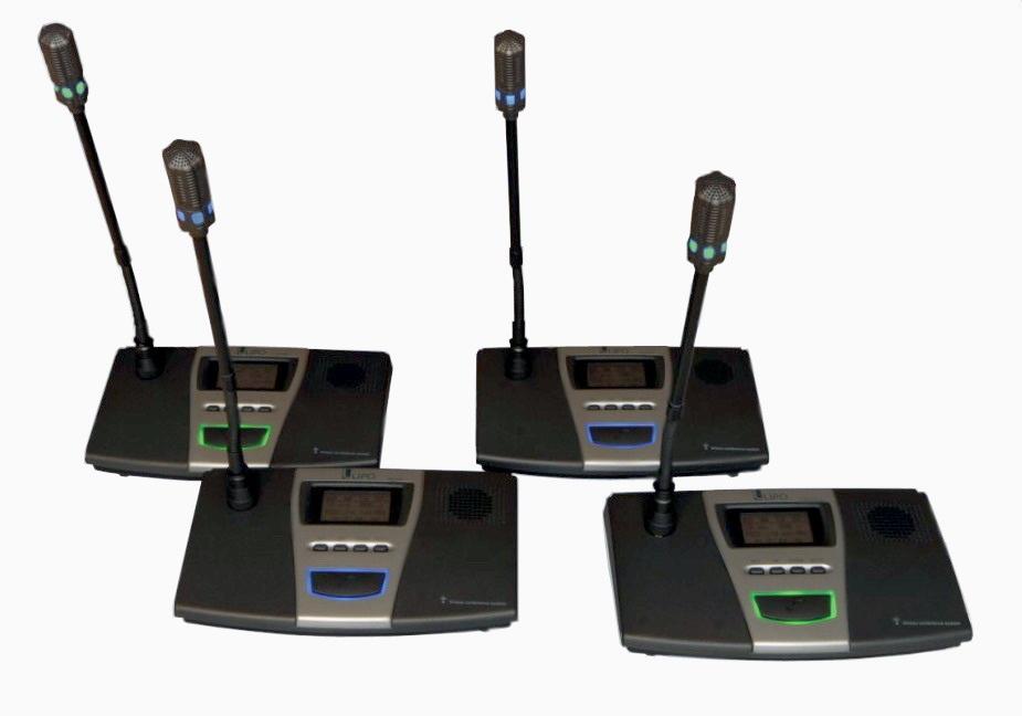 Настольный микрофон передатчик SW-600